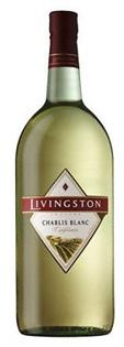 Livingston Cellars Chablis 1.50l - Case of 6